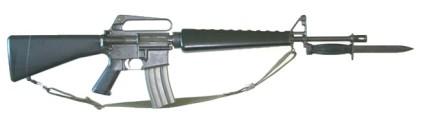 M16 bayonet 2